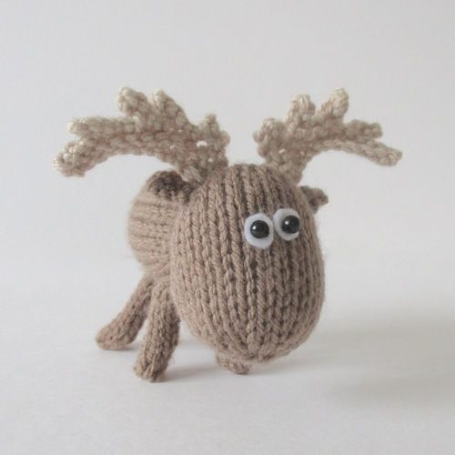 Makerist - Dinky Moose - Knitting Showcase - 3