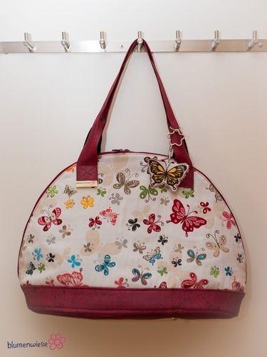 Makerist - Bogentasche aus Kork und Canvas - Nähprojekte - 1