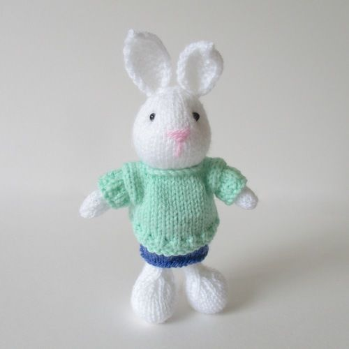 Makerist - Bramble Bunny - Knitting Showcase - 1