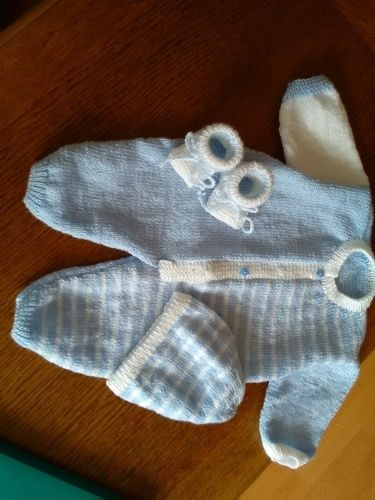 Makerist - Layette  - Créations de tricot - 1