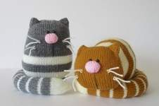 Makerist - Ginger and Smudge - 1