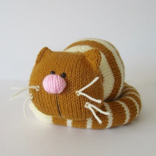 Makerist - Ginger and Smudge - Knitting Showcase - 2