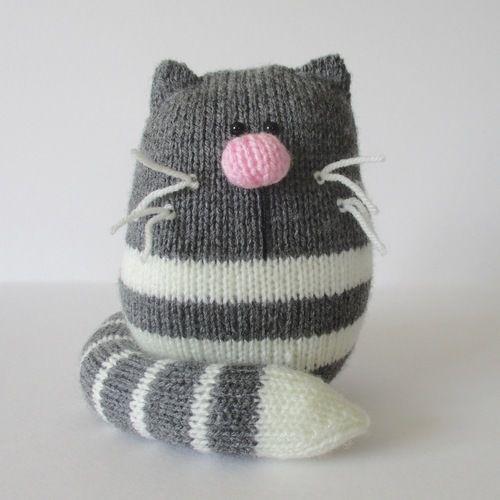 Makerist - Ginger and Smudge - Knitting Showcase - 3