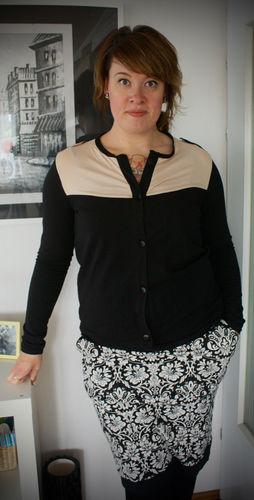 Makerist - Maja Jacke aus Jersey - Nähprojekte - 2