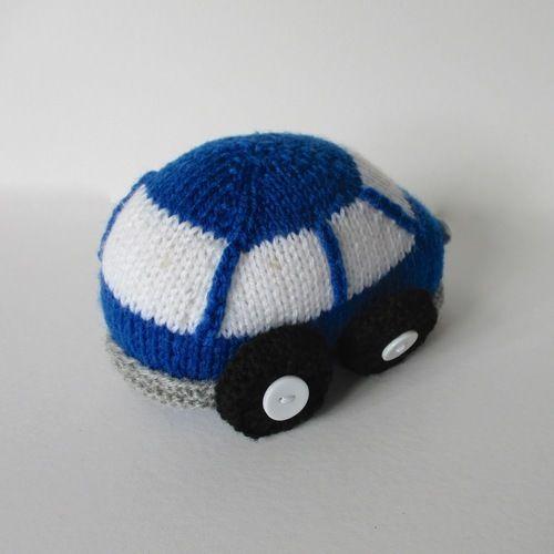 Makerist - Bubble Car - Knitting Showcase - 2