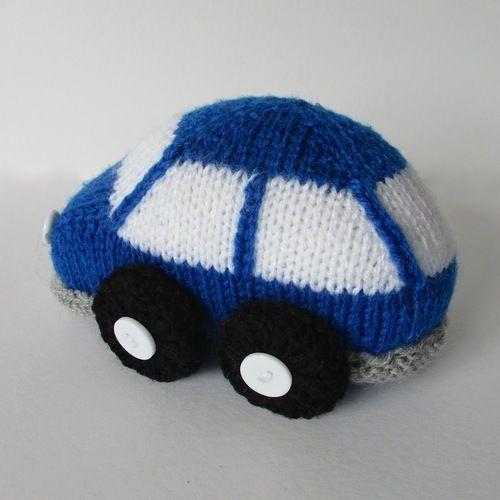 Makerist - Bubble Car - Knitting Showcase - 3