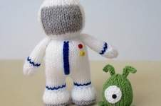 Makerist - Buzz the Astronaut and Zoff the Alien - 1