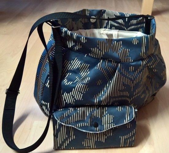 Makerist - Tasche und passende Geldbörse - Nähprojekte - 2