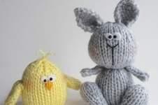 Makerist - Bunny and Chicky - 1