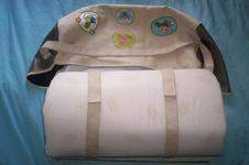 Makerist - sac porte matelas pour lit parapluie pour le bébé d'une amie - 1