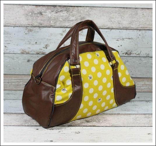 Makerist - Betty Bowler Handbag - Nähprojekte - 1