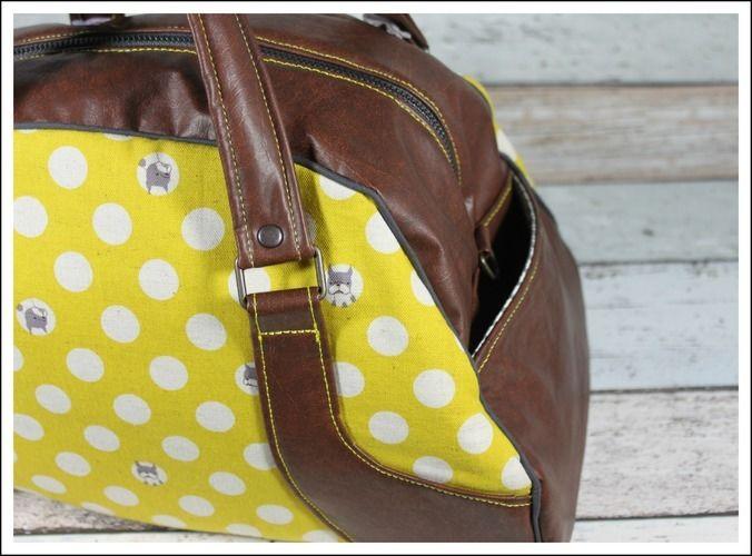 Makerist - Betty Bowler Handbag - Nähprojekte - 2