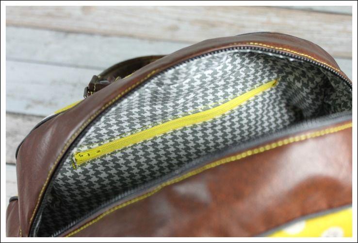 Makerist - Betty Bowler Handbag - Nähprojekte - 3
