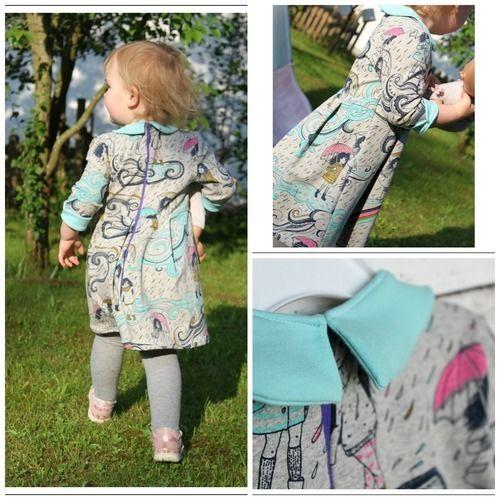 Makerist - Jersey Kleid - Nähprojekte - 3