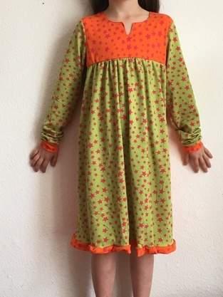 Bohemien Skirt als Nachthemd