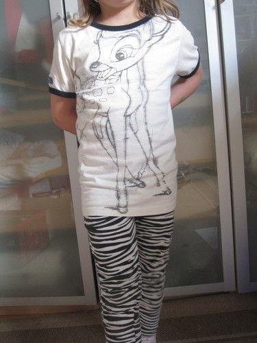 Makerist - altes Shirt wird Kindershirt - Nähprojekte - 1