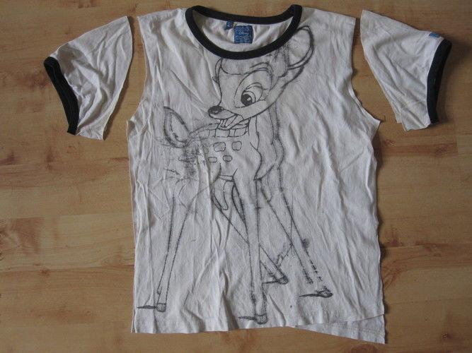 Makerist - altes Shirt wird Kindershirt - Nähprojekte - 2