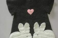 """Makerist - mein Kleid """"Verliebte Hasen""""  - 1"""
