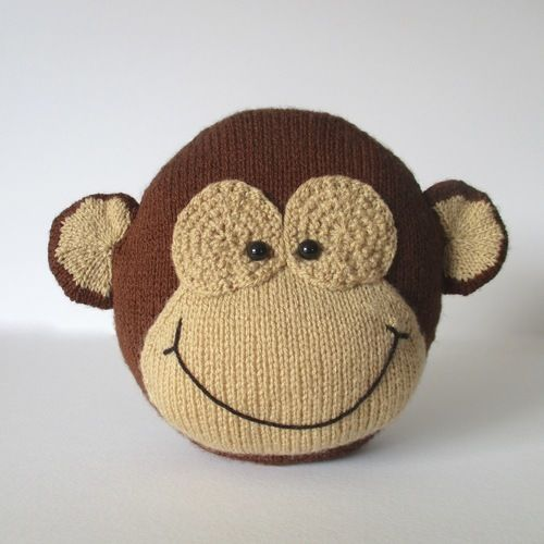 Makerist - Charlie the Monkey - Knitting Showcase - 1