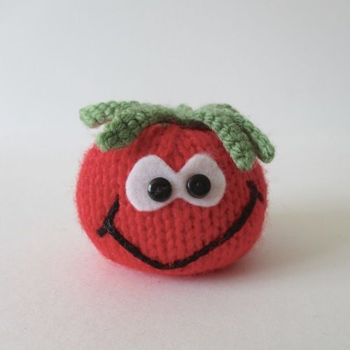 Makerist - Tomato - Knitting Showcase - 1