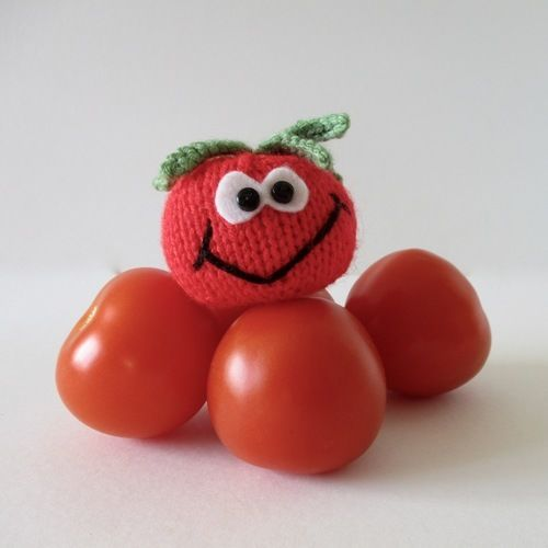 Makerist - Tomato - Knitting Showcase - 2
