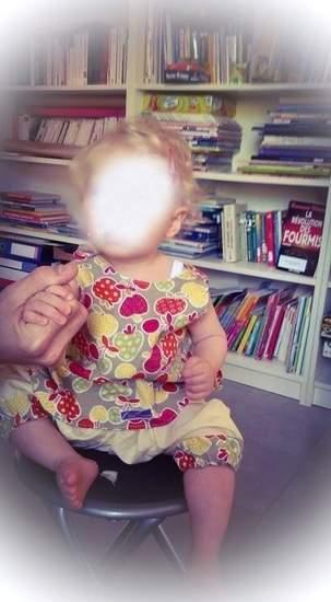 Makerist - Tenue acidulée pour princesse d'été - 1
