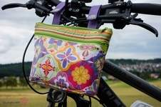 Makerist - Lenkertasche für's Fahrrad - 1