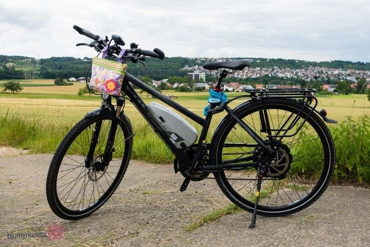 Makerist - Lenkertasche für's Fahrrad - Nähprojekte - 2
