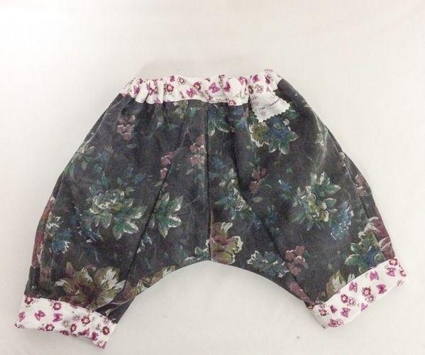 Makerist - Un sarouel pour bébé - Créations de couture - 2