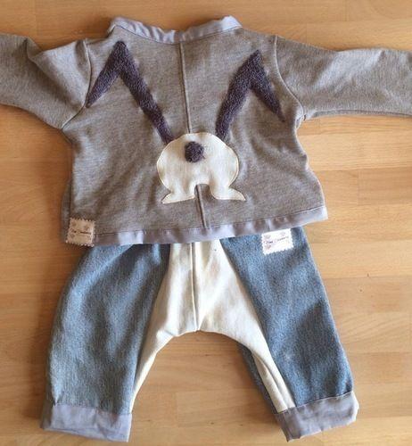 Makerist - Ensemble pour bébé  - Créations de couture - 1