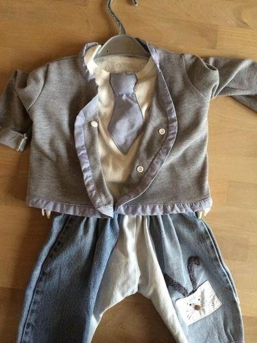 Makerist - Ensemble pour bébé  - Créations de couture - 2