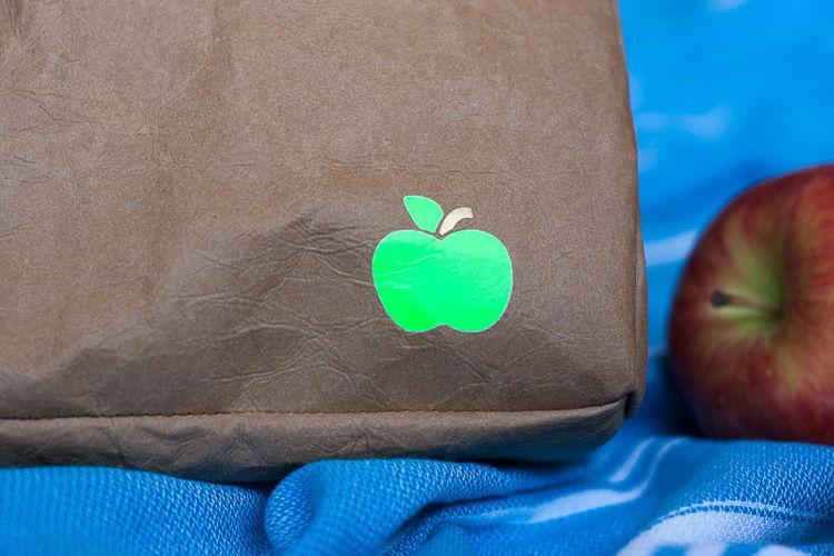 Makerist - Lunchbag: Apfeltüte - Nähprojekte - 2