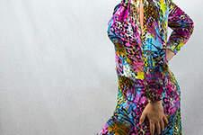 Makerist - Sunny als Kleid mit Wasserfallausschnitt - 1