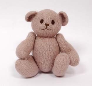 Felted Teddy