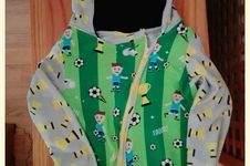 Makerist - Jacke für Fußball Fan - 1