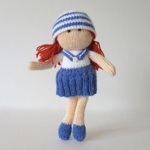 Makerist - Sally Sailor - Knitting Showcase - 1