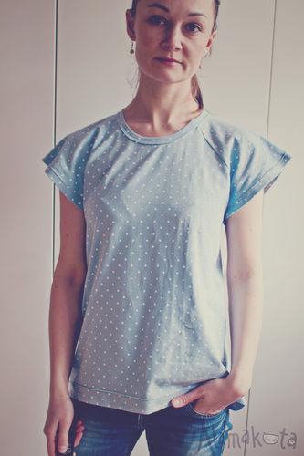 Makerist - Shirt Laisa von Silke Türck - Nähprojekte - 1