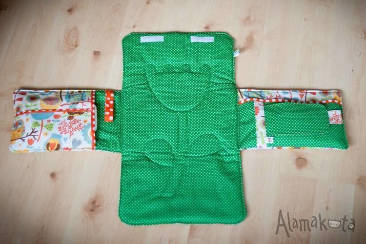 Makerist - Wickeltasche von von Lange Hand - Nähprojekte - 1