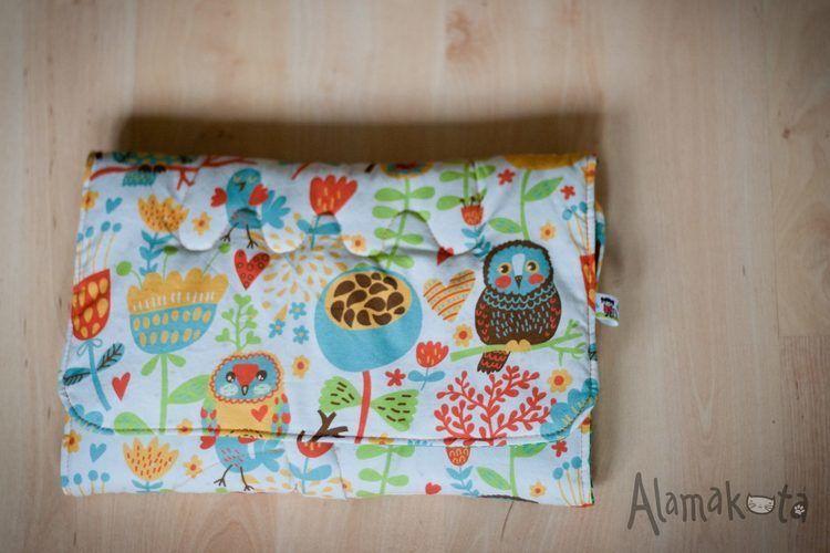 Makerist - Wickeltasche von von Lange Hand - Nähprojekte - 2
