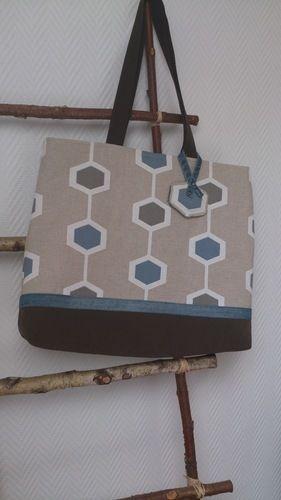 Makerist - Umhängetasche  - Nähprojekte - 1