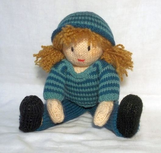 Makerist - Jesse and Josie dolls  - Knitting Showcase - 3
