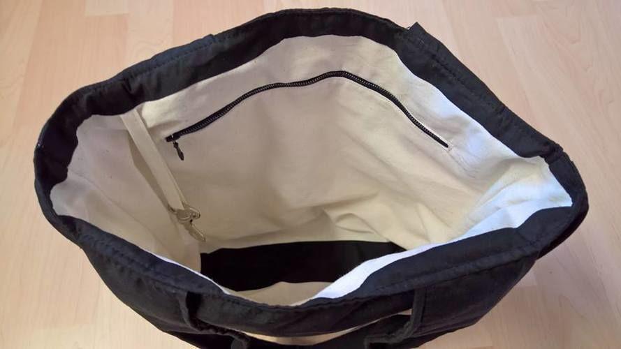 Makerist - Eine Einkaufstasche zur Vermeidung von Plastiktüten - Nähprojekte - 2