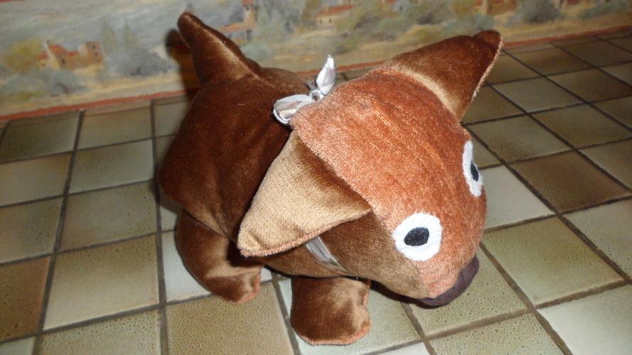 Makerist - Fidji (mes petits chiens) - Créations de couture - 1
