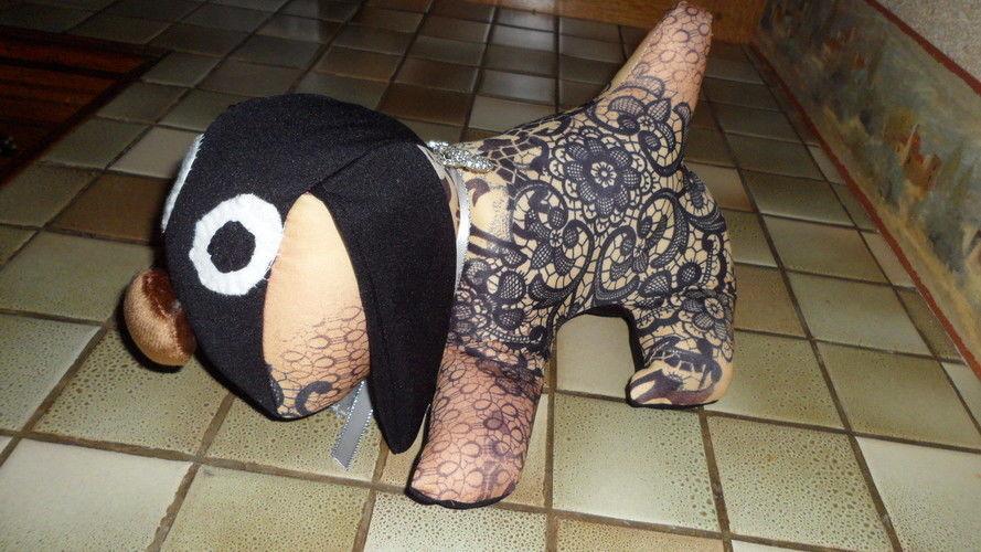 Makerist - Fidji (mes petits chiens) - Créations de couture - 2