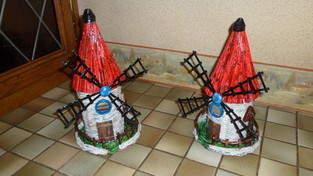 Makerist - Vannerie Moulin en rotin (papier journal) - 1