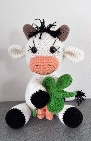 Makerist - Kleine Kuh Elsa - 1