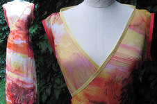 Makerist - bodenlanges Sommerkleid - 1