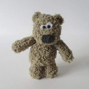 Makerist - Fluffy Bear - 1