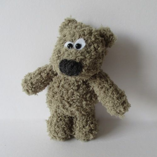 Makerist - Fluffy Bear - Knitting Showcase - 2
