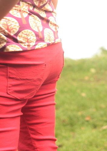 Makerist - Skinny Jeans von Sewera - Nähprojekte - 3